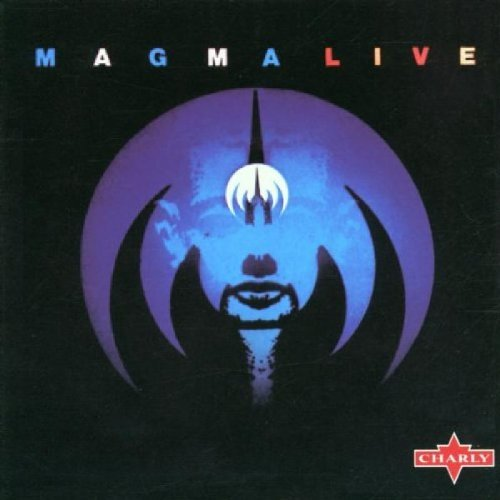 Magma Live 1975 Import Gbr