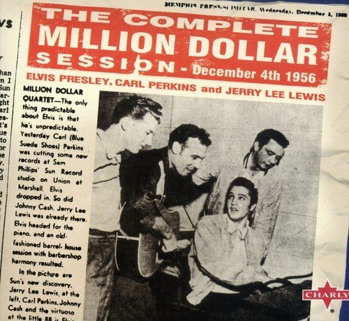 Million Dollar Quartet Complete Session Import Gbr