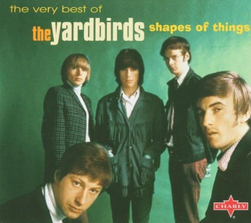 Yardbirds Very Best Of The Yardbirds