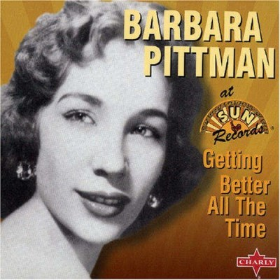 Pitman Barbara Getting Better All The Time Import Gbr