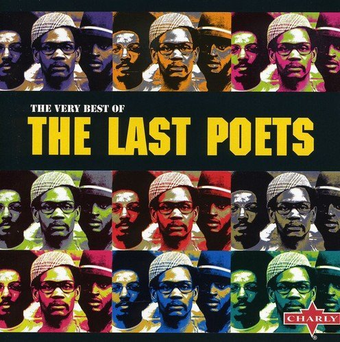 Last Poets Very Best Of The Last Poets