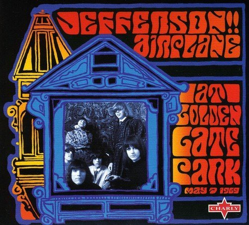 Jefferson Airplane At Golden Gate Park Import Gbr Digipak