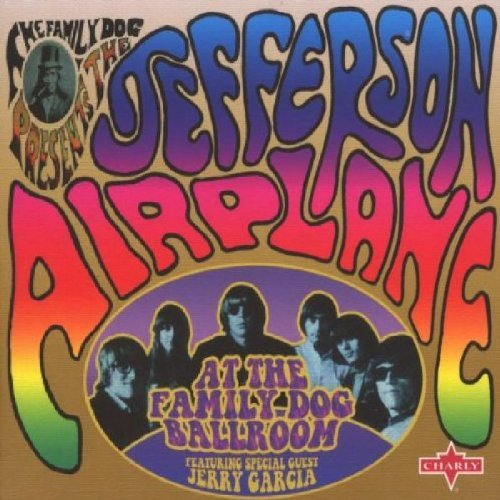 Jefferson Airplane At The Family Dog Ballroom Digipak