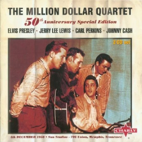 Million Dollar Quartet Complete Million Dollar Sessio