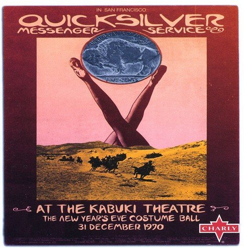 Quicksilver Messenger Service At The Kabuki Theatre 2 CD