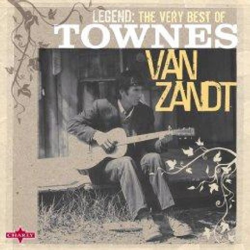 Townes Van Zandt Legend 2 CD