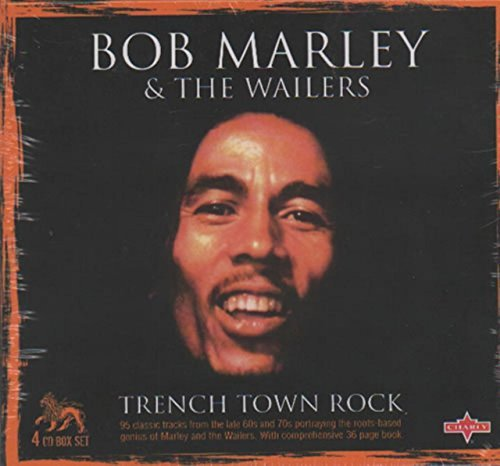 Bob Marley & The Wailers Trench Town Rock 4 CD