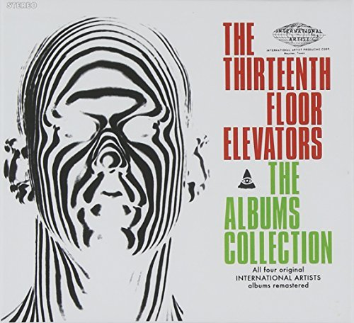13th Floor Elevators Albums Collection (box Set) 4 CD