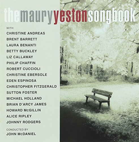 Broadway Cast Maury Yeston Songbook