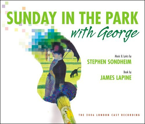 Sunday In The Park With George Sunday In The Park With George 2 CD Set