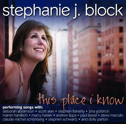 Stephanie J. Block This Place I Know