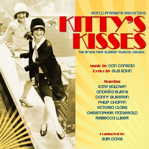 Cast Recording Kitty's Kisses