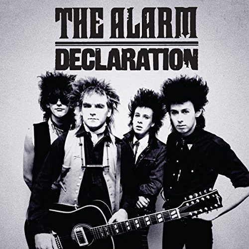 The Alarm Declaration 1984 1985 2 Lp