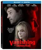 The Vanishing Of Sidney Hall Lerman Fanning Chandler Monaghan Lane Blu Ray Dc R