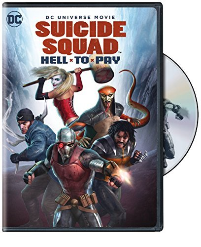 Suicide Squad Hell To Pay Suicide Squad Hell To Pay DVD