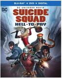 Suicide Squad Hell To Pay Suicide Squad Hell To Pay Blu Ray DVD Dc