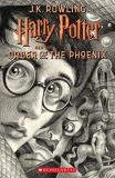 J. K. Rowling Harry Potter And The Order Of The Phoenix 20th Anniversary Edition