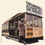 Thelonious Monk Thelonious Alone In San Francisco