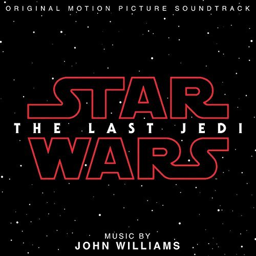 Star Wars The Last Jedi Soundtrack 2 Lp John Williams