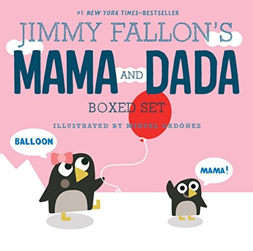 Jimmy Fallon Mama And Dada Boxed Set