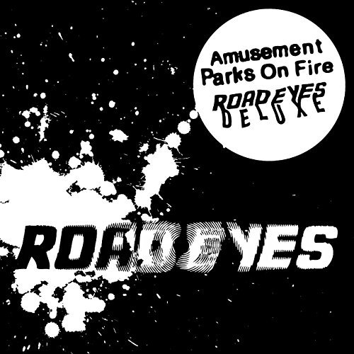 Amusement Parks On Fire Road Eyes