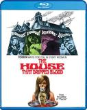 The House That Dripped Blood Cushing Lee Blu Ray Pg