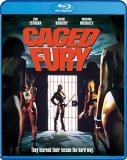 Caged Fury Estrada Barathy Michaels Blu Ray R