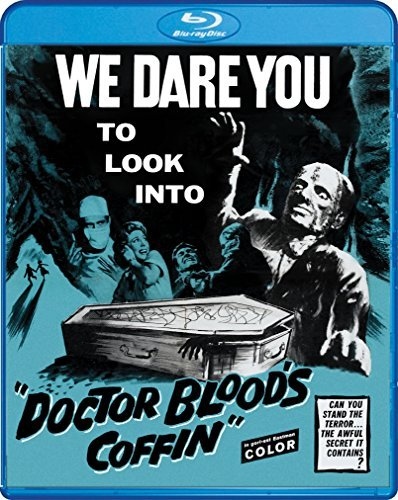 Doctor Blood's Coffin Moore Court Blu Ray Nr