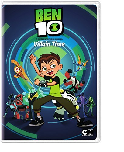Ben 10 Season 1 Volume 1 DVD