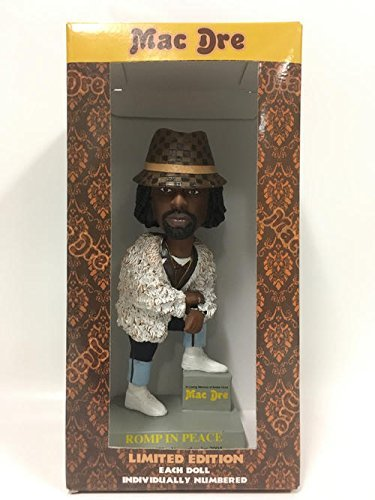 Mac Dre Bobble Head Romp In Peace