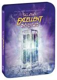 Bill & Ted's Excellent Adventure Reeves Winter Carlin Blu Ray 30th Anniversary Edition Steelbook