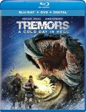 Tremors A Cold Day In Hell Kennedy Van Graan Blu Ray DVD Dc Pg13