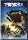 Tremors A Cold Day In Hell Kennedy Van Graan DVD Pg13