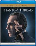 Phantom Thread Day Lewis Krieps Blu Ray DVD Dc R