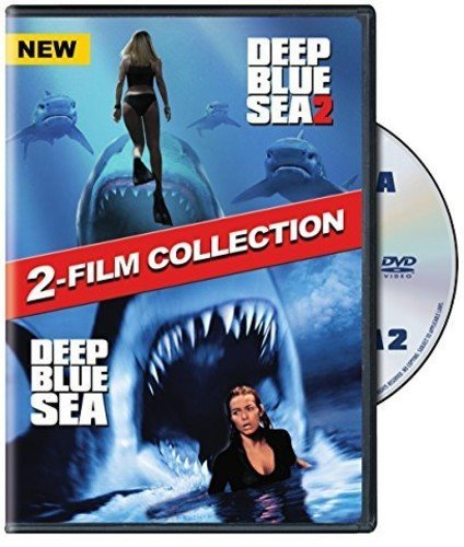 Deep Blue Sea Deep Blue Sea Double Feature DVD