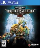 Ps4 Warhammer 40000 Inquisitor Martyr