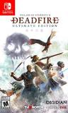 Nintendo Switch Pillars Of Eternity Ii Deadfire