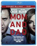 Mom & Dad Cage Blair Winters Blu Ray DVD R