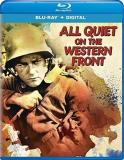 All Quiet On The Western Front Ayres Wolheim Blu Ray Dc Nr
