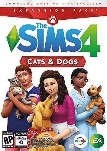 Pc Sims 4 Cats & Dogs