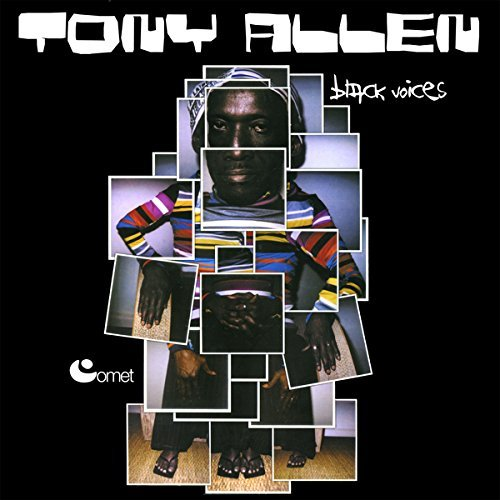 Tony Allen Black Voices 2lp