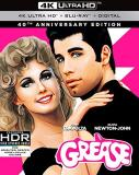 Grease Travolta Channing Newton John 4k Pg