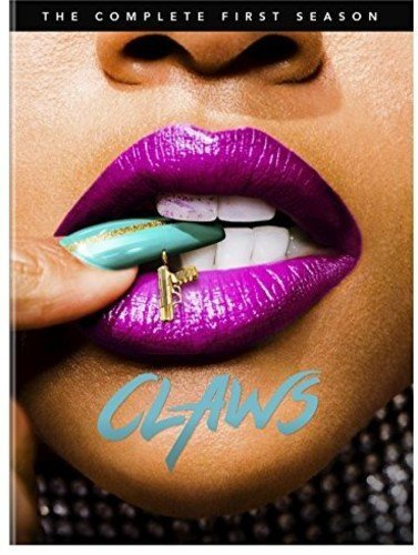 Claws Season 1 DVD