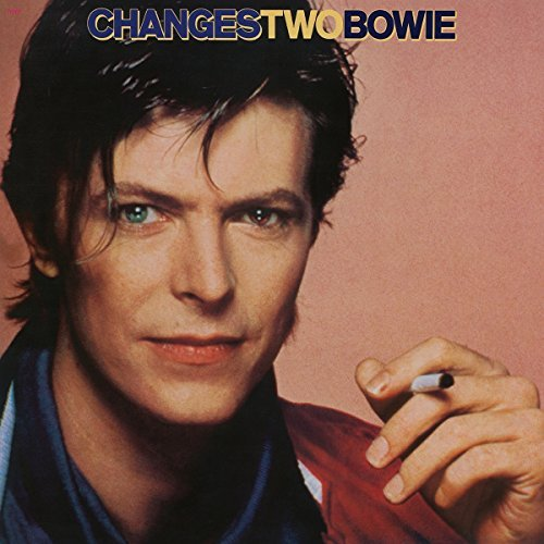 David Bowie Changestwobowie Black Or Blue Vinyl