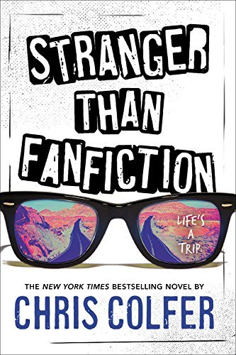Chris Colfer Stranger Than Fanfiction