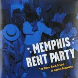 Memphis Rent Party Memphis Rent Party Rent Money Green Vinyl