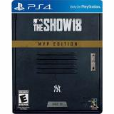 Ps4 Mlb 18 The Show Mvp Edition