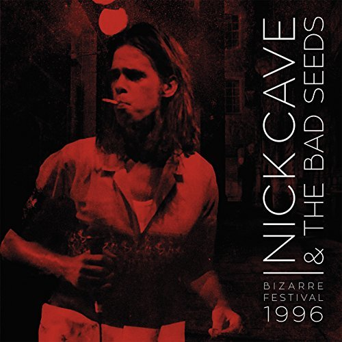 Nick Cave & The Bad Seeds Bizarre Festival 1996 Lp