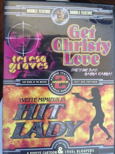 Get Christy Love! Hit Lady Double Feature