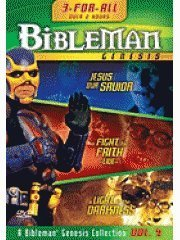 Willie Aames Willie Aames Bibleman 3 For All Bibleman Genesis Series Vol 4